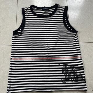 バーバリー(BURBERRY)のBURBERRY  バーバリー ノースリーブTシャツ 130(Tシャツ/カットソー)