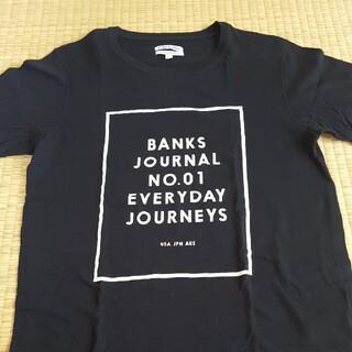 ロンハーマン(Ron Herman)のバンクスジャーナル Tシャツ Sサイズ ロンハーマン ベイフロー (Tシャツ/カットソー(半袖/袖なし))