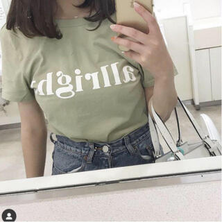 snidel - SNIDEL Tシャツ