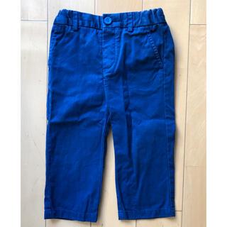 バーバリー(BURBERRY)のバーバリーチルドレン パンツ ブルー 18m(パンツ)