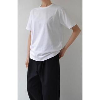 ヤエカ(YAECA)のWirrow ウィロウ クルーネック Tシャツ ユニセックス サイズ3(Tシャツ(半袖/袖なし))