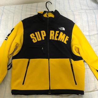シュプリーム(Supreme)のsupreme north  face Denali Fleece Jacket(ブルゾン)