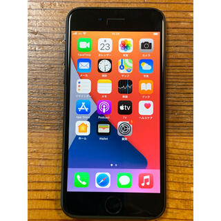 iPhone - iPhone7 Black 32GB SIMフリー