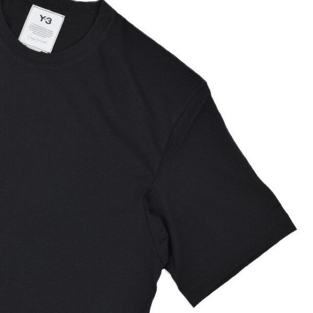 Y-3(ワイスリー)のY-3 ワイスリー M CLASSIC BACK LOGO Tシャツ/BLACK メンズのトップス(Tシャツ/カットソー(半袖/袖なし))の商品写真
