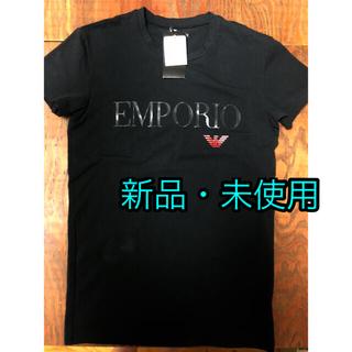 ダブルスタンダードクロージング(DOUBLE STANDARD CLOTHING)の早い者勝ち!新品 正規品 エンポリオ・アルマーニ Tシャツ サイズS〜M(Tシャツ(半袖/袖なし))