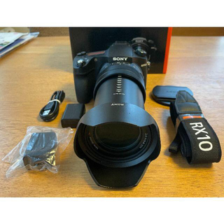 SONY - SONY DSC-RX10M4 Cyber-shot RX10IV