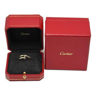 カルティエ(Cartier)のCartier カルティエ YG ジュストアンクルリング 56号 16号 正規品(リング(指輪))