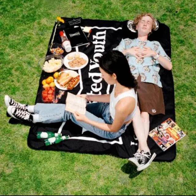 Supreme(シュプリーム)のwasted youth ラグ マット カーペットverdy ウェステッド メンズのファッション小物(その他)の商品写真