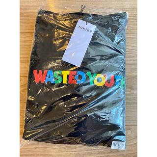 Supreme - 【新品未使用】wasted youth ポスカ コラボ パーカー 黒 XL