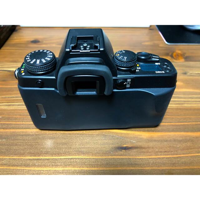 京セラ(キョウセラ)のCONTAX Aria+プラナー50mm f1.7 MMJ スマホ/家電/カメラのカメラ(フィルムカメラ)の商品写真