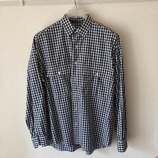 PORTER - ポータークラシック ロールアップシャツ 19ssネイビー