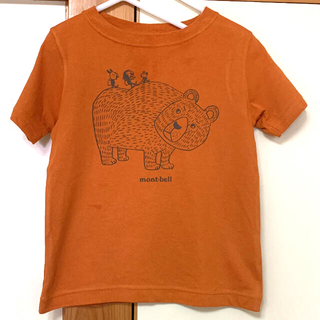 mont bell - mont-bell Tシャツ110