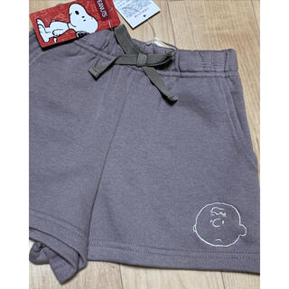 ピーナッツ(PEANUTS)のスヌーピー チャーリー ショートパンツ ズボン 110(パンツ/スパッツ)