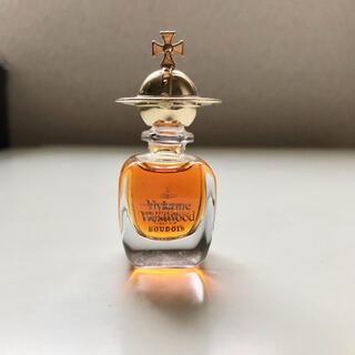 ヴィヴィアンウエストウッド(Vivienne Westwood)の未使用 ヴィヴィアンウエストウッド 香水 5ml(香水(女性用))