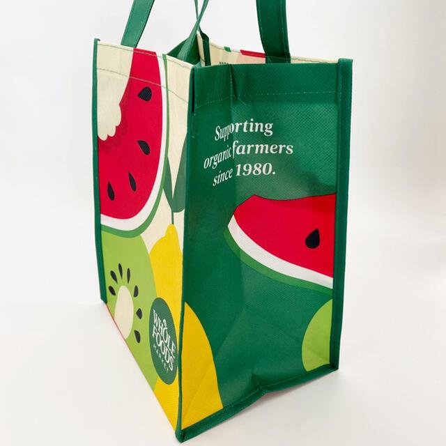 KALDI(カルディ)のホールフーズ エコバッグ トレーダージョーズ トート限定 dean&deluca レディースのバッグ(エコバッグ)の商品写真