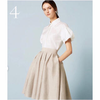 FOXEY - フォクシー フレンチパフ Blouse French Puff