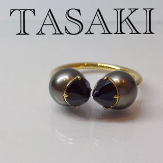 タサキ(TASAKI)のTASSKI750リファインド リベリオンシグネチャー スピネルリング神楽坂宝石(リング(指輪))