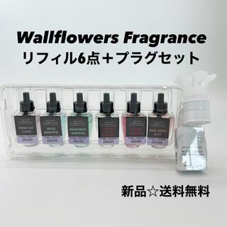 バスアンドボディーワークス(Bath & Body Works)のルームフレグランス バスアンドボディワークス ウォールフラワーズ 芳香剤アメリカ(お香/香炉)