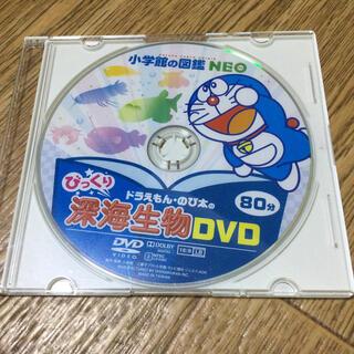 ショウガクカン(小学館)の小学館の図鑑NEO  ドラえもん・のび太のびっくり深海生物DVD(キッズ/ファミリー)