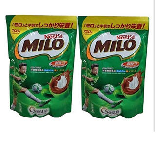 【Nestle】ミロ オリジナル 700g×2個セット(その他)