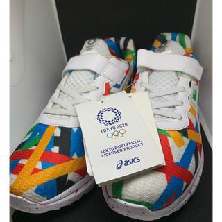 asics - アシックス LAZERBEAM MD-MG(東京2020オリンピックエンブレム)