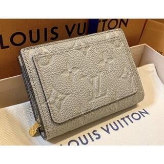 LOUIS VUITTON - ルイヴィトン ポルトフォイユ クレア トゥルトゥレール 財布