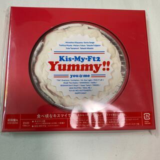 Kis-My-Ft2 - Yummy!!(初回盤A)