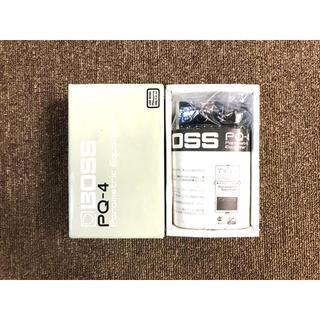 ボス(BOSS)のBOSS PQ-4 Parametric Equalizer ボス(エフェクター)