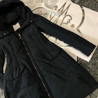 モンクレール(MONCLER)のモンクレール 国内正規品 SAISSAC サイズ1 ブラック(ダウンジャケット)
