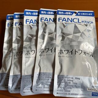 ファンケル(FANCL)のファンケル ホワイトフォース❌5(ビタミン)