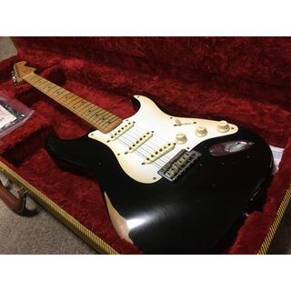 フェンダー(Fender)の初期型Fender【極上個体!激鳴り】Road Worn ストラト ラッカー(エレキギター)