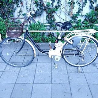 パナソニック(Panasonic)のpanasonic 26インチ 電動自転車 動作確認済み。(自転車本体)