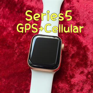 Apple Watch - Apple Watch Series 5 Cellular アップルウォッチ