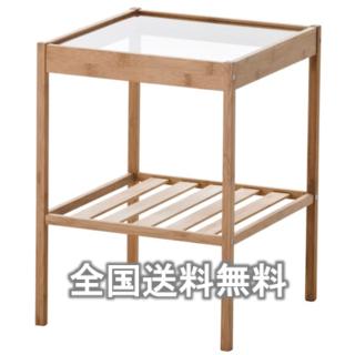IKEA - 【段ボール梱包・送料込】IKEA NESNA ネスナ サイドテーブル