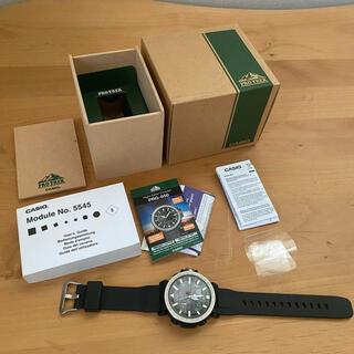 CASIO - 値下げします。CASIO カシオ 腕時計 PRO TREK PRG-650