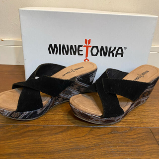 ミネトンカ(Minnetonka)のミネトンカ 美品 サイズ6(サンダル)