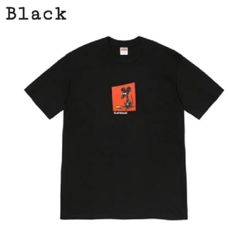 シュプリーム(Supreme)の★L★Mouse Tee Black 🐭マウス box logo(Tシャツ/カットソー(半袖/袖なし))
