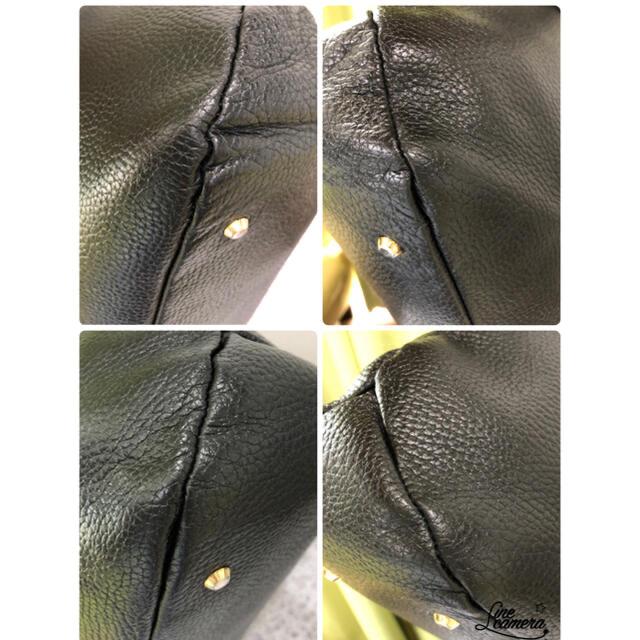 ATAO(アタオ)のATAO  エルヴィ☆ブラック☆美品☆専用袋アリ☆ レディースのバッグ(ショルダーバッグ)の商品写真