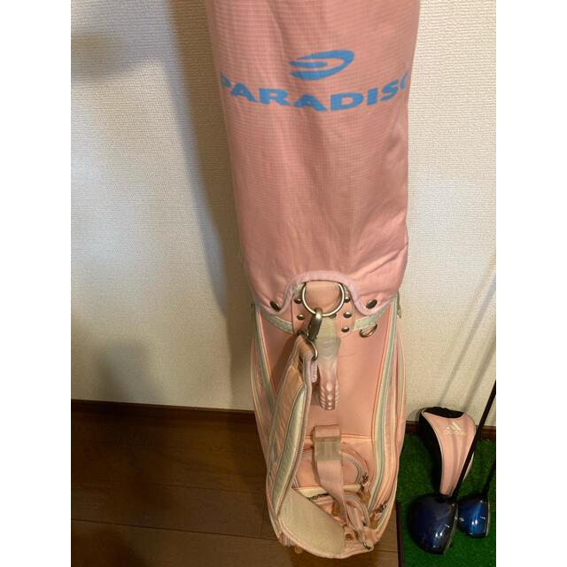 wilson(ウィルソン)のレディースゴルフセット ゴルフクラブセット  スポーツ/アウトドアのゴルフ(クラブ)の商品写真