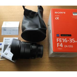 SONY - 【美品】SONY FE 16-35mm F4 ZA OSS SEL1635Z