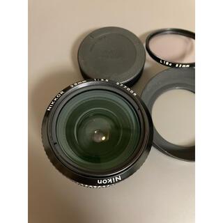 Nikon - ニコン Nikon NIKKOR 28mm 1:3.5 非Ai 単焦点 広角