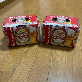 キリン(キリン)のキリンラガービール 12本セット(ビール)