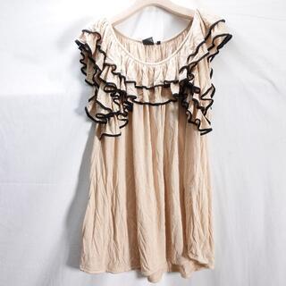 ダブルスタンダードクロージング(DOUBLE STANDARD CLOTHING)のDOUBLE STANDARD CLOTHING/UNIQLO ブラウス(シャツ/ブラウス(半袖/袖なし))