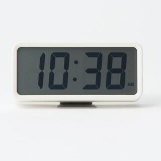 MUJI (無印良品) - 無印良品 デジタル時計・中