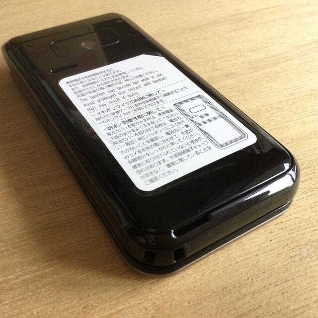 Panasonic(パナソニック)のColor Life 5 WATERPROOF 401PM シルバー スマホ/家電/カメラのスマートフォン/携帯電話(携帯電話本体)の商品写真