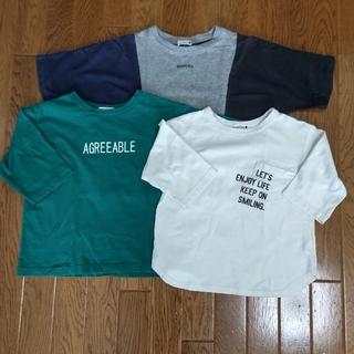 ブランシェス(Branshes)のブランシェス 7分袖 3枚セット まとめ売り(Tシャツ/カットソー)