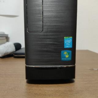 レノボ(Lenovo)の【美品】デスクトップパソコン、Lenovo h530s(デスクトップ型PC)