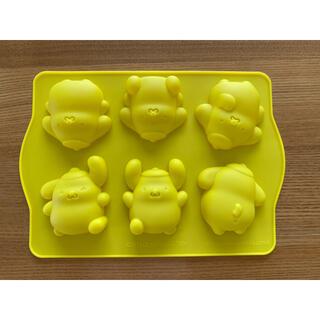サンリオ(サンリオ)のポムポムプリン シリコンモールド シリコン型 製菓道具(調理道具/製菓道具)