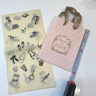 Maison de FLEUR - メゾンドフルール ショップ袋
