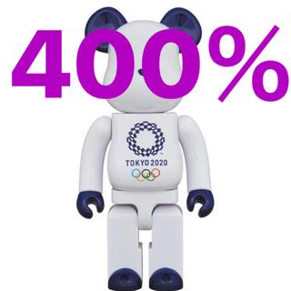 メディコムトイ(MEDICOM TOY)のベアブリック オリンピック 400%(その他)